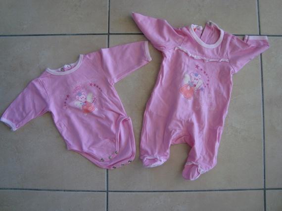 pyjama+body 1mois 3€ RESERVER