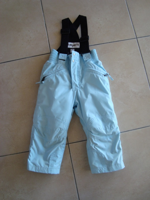pantalon ski degre7 taille 2 3 ans
