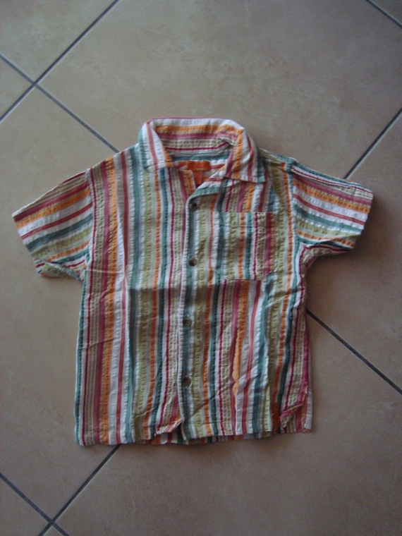 chemise ORCHESTRA 4ans 6€