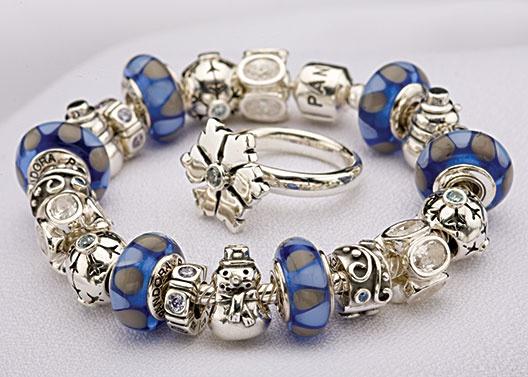 Bracelet-Pandora-bleu