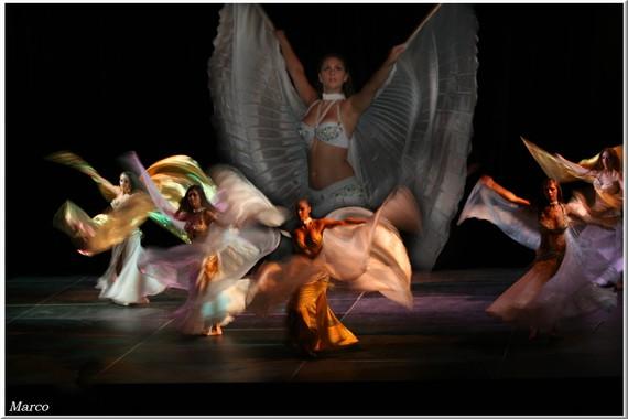 troupe danse orientale