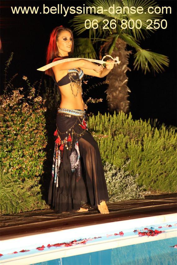 danseuse orientale montpellier 17