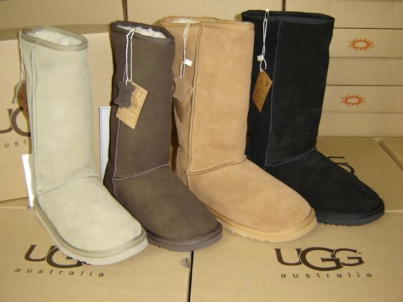 bottes ugg degriffees