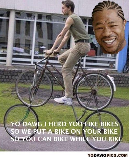 Double vélo