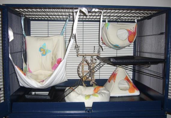 cage royal suite savic sur zooplus nouveaux animaux de. Black Bedroom Furniture Sets. Home Design Ideas