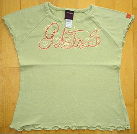 tee-shirt décathlon taille 9 ans : 2 euros.