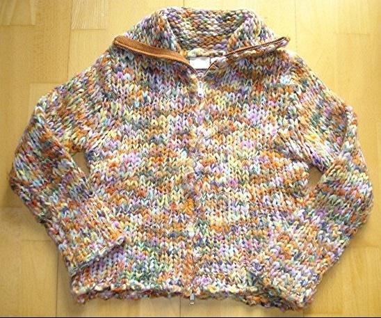 Gilet multicolore kiabi kids 8 ans 3 euros