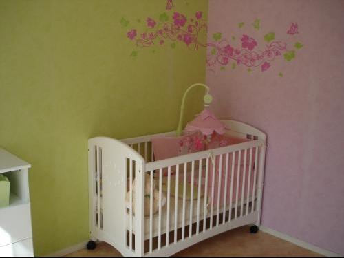 Chambre verte et rose ~ Solutions pour la décoration intérieure de ...