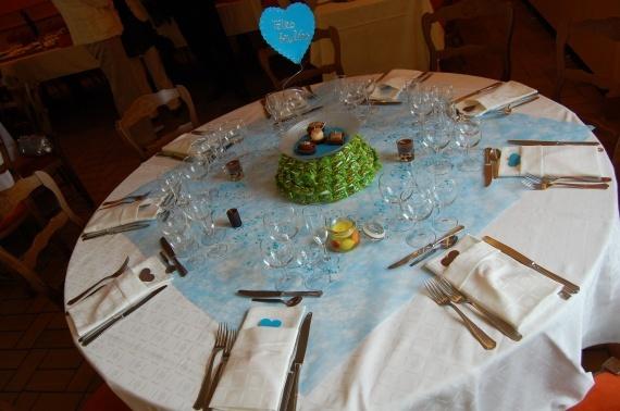 Mariage couleur chocolat ivoire sur le theme du chocolat mariage forum vi - Chemin de table pour table ronde ...