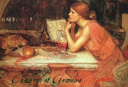sorceress---chaudron-et-grimoire