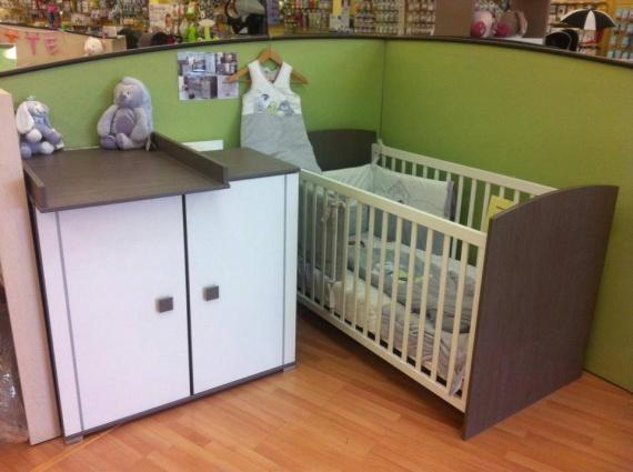 lit bebe 9 nolan. Black Bedroom Furniture Sets. Home Design Ideas