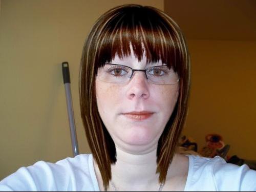 ... long cheveux degader toupette en pointe et coupe carre ta picture