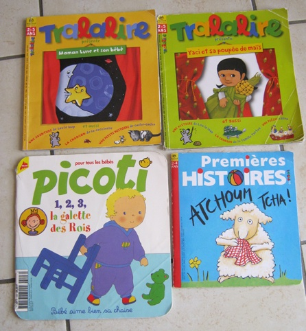 livres cartonnés et magasines popi, histoires pour les petits, toboggan... Livres-magasines-enfant-petites-histoires-petits-img
