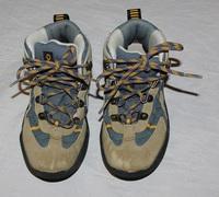 29, chaussures de randonnée quechua, 5 euros