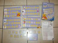 planches alphabet et mots disney