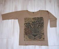 Tee shirt pimkie taille S, 3 euros