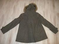manteau pimkie de dos