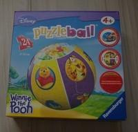 puzzle ball winnie l'ourson, 5 euros