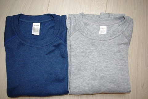 tee shirt technique gris