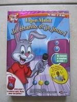 Cd rom lapin malin je chante et je joue, 5 euros