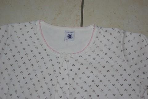 chemise de nuit petit bateau