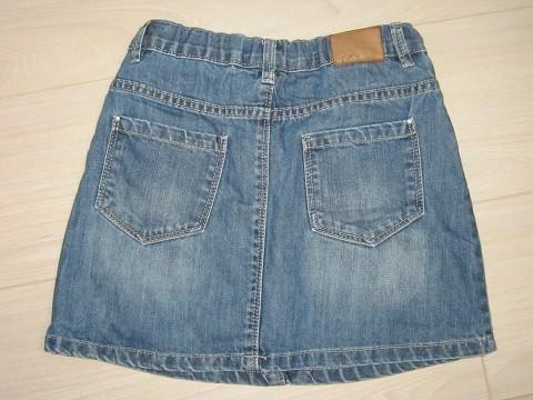 jupe en jeans CFK