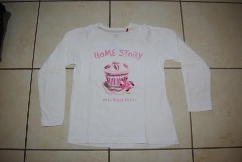 tee shirt esprit 9/10 ans, 3 euros