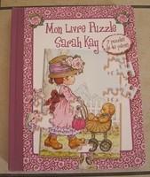 livre puzzle Sarah Kay, 5 euros