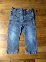 4€ jeans slim taille reglable