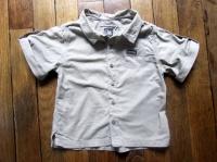 2€ chemisette taupe fine GW