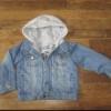 veste en jeans 2en 1
