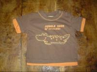 0,5€ tee shirt jungle marron CULBUTO