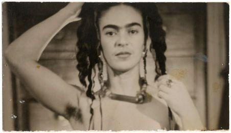 Frida Kahlo by Julien Levy (1938)