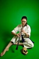 Clarinettiste 1