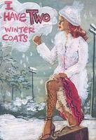 Two winter coats !