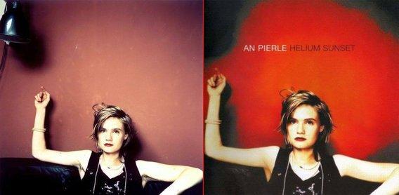 Anne Pierlé, poils censurés pour son album