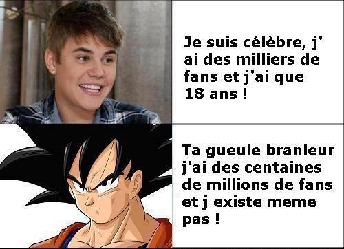 Bieber - Goku