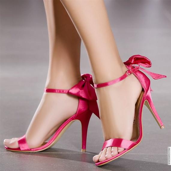 chaussures fushia crmonie - Chaussure Fushia Mariage