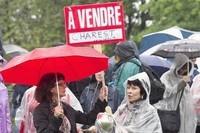 Manifestante Montréal Juin 2012 (2)