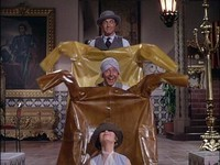 Gene Kelly, Donald 0'Connor, Debbie Reynolds in Singing in the rain de Stanley Donen