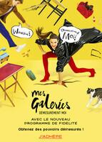 Publicité Galeries Lafayette 2017