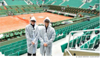 Laurent Luyat Roland Garros 2016