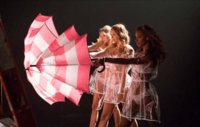 Elsa Hosk, Candice Swanepoel and Jasmine Tookes