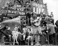 Joan Baez(Photo Keystone- Zuma- Leemage)