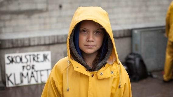 Greta Thunberg (Marche pour le climat)