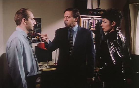 "Marina Tomé in ""Les cinq dernière minutes"" (1992)"
