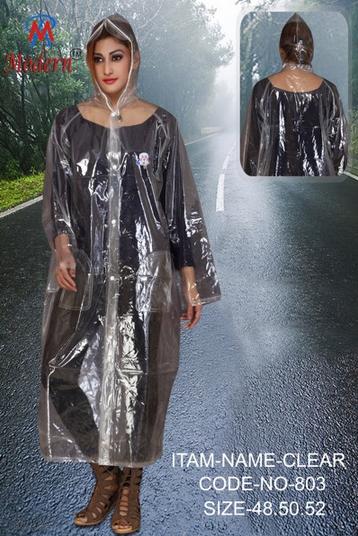 Modern Rainwear