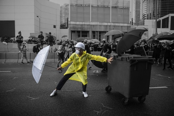Manifestation Hong Kong 2019