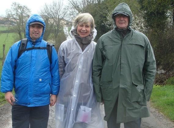 12 e marche bio en Val de Gand pour lutter contre le cancer dans le Roannais Photo Thierry Boutillie