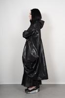 L-nk Studio Cynthia Black Technical Jacket